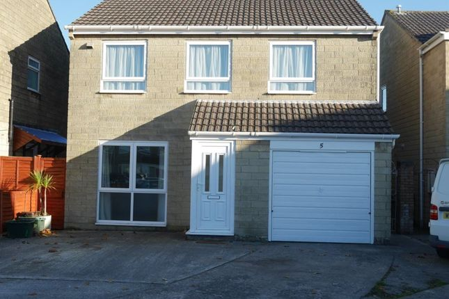Thumbnail Detached house to rent in St. Andrews Close, Worle, Weston-Super-Mare