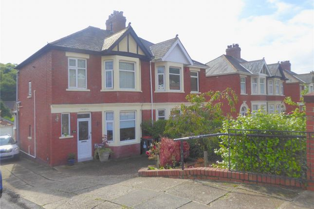 Thumbnail Semi-detached house for sale in Chepstow Road, Newport, South Wales
