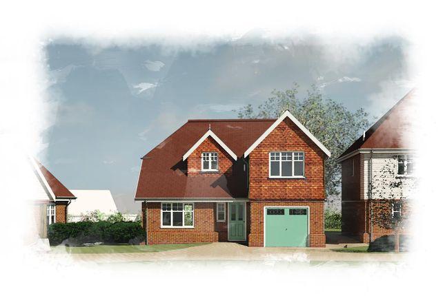 Thumbnail Detached bungalow for sale in Oak Avenue, Deanland Wood Park, Golden Cross, Hailsham