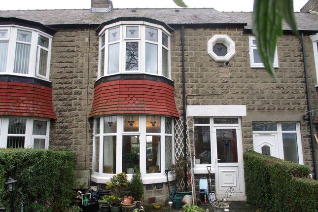 Thumbnail Terraced house to rent in North Seaton Road, Ashington