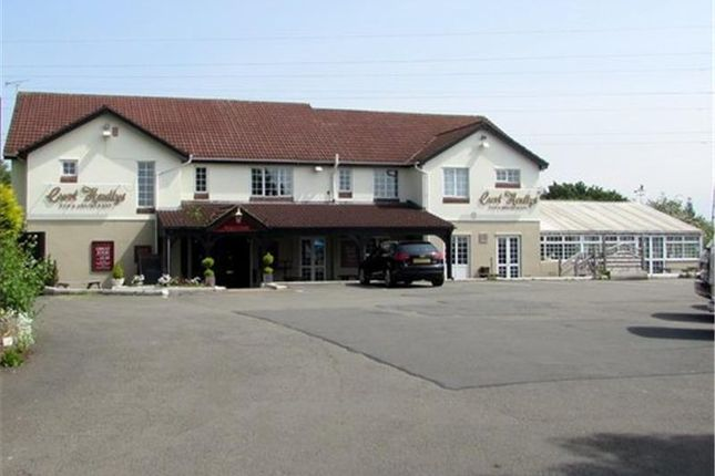 Thumbnail Pub/bar to let in Cwrt Henllys Pub & Hotel, Henllys Village Road, Cwmbran, Torfaen, UK