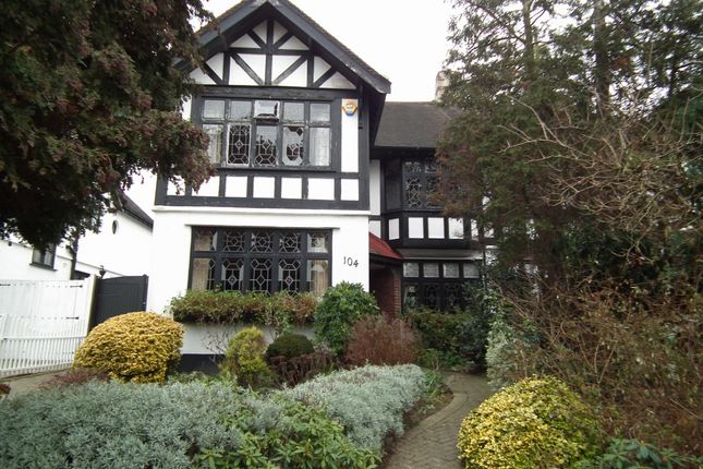 Thumbnail Semi-detached house for sale in Friars Walk, Southgate