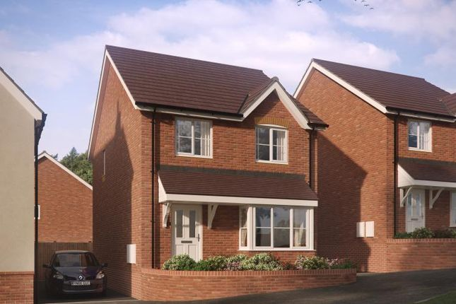 Thumbnail Detached house for sale in The Birches, Spring Lane, Erdington, Birmingham