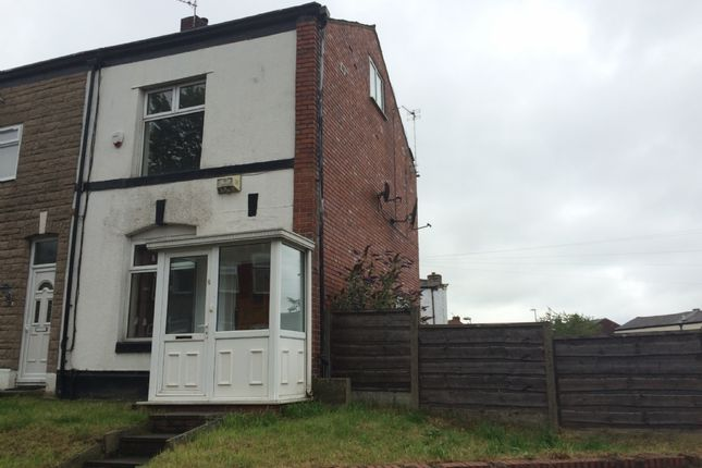 Thumbnail Terraced house to rent in Hilton Street, Bury