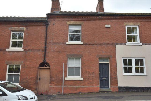 Thumbnail Terraced house for sale in King Street, Duffield, Belper