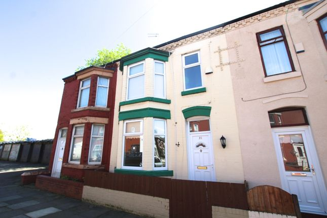 Thumbnail Terraced house to rent in Blisworth Street, Liverpool