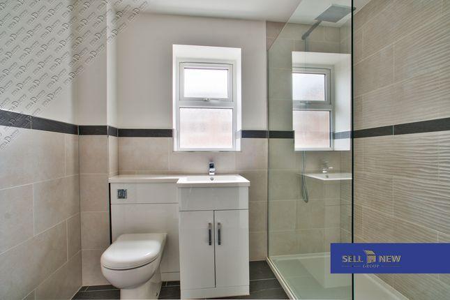 Bathroom of Station Road, Rushden NN10