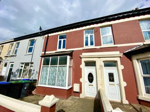 Thumbnail Flat for sale in St. Heliers Road, Blackpool, Lancashire