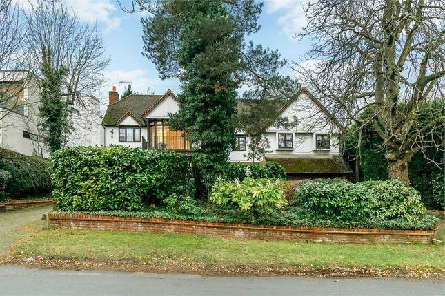 Thumbnail Detached house for sale in The Warren, Radlett, Hertfordshire, UK