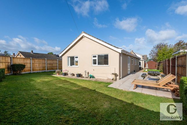 4 bed detached bungalow for sale in Allens Close, Blofield Heath NR13
