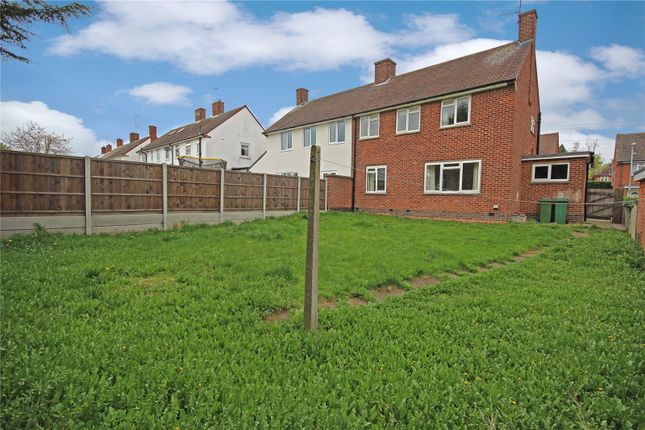 Thumbnail Semi-detached house to rent in Red Hill Avenue, Narborough, Leicester, Leicestershire