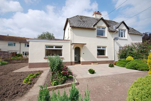 Thumbnail Semi-detached house for sale in Orchard Close, Sidford, Sidmouth