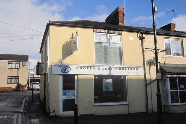 Thumbnail Office for sale in Church Street, Shildon