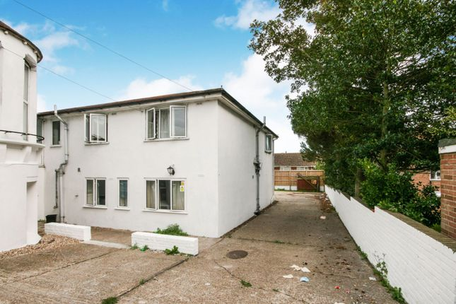 Site Front of 5-6 Lennard Road, Folkestone CT20