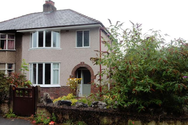 Thumbnail Semi-detached house to rent in Greaves Road, Lancaster