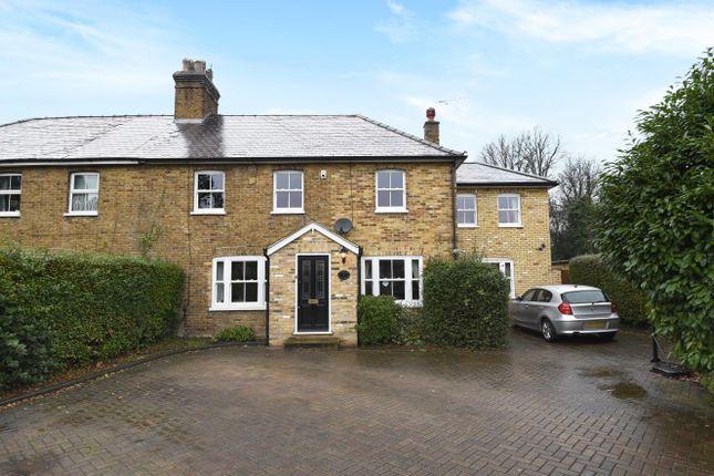 Thumbnail Property for sale in Weybridge Road, Addlestone