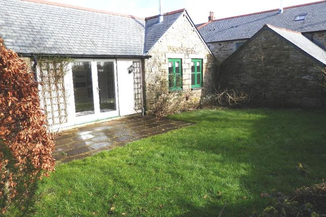 Thumbnail Farmhouse to rent in Steppy Downs Road, St Erth-Praze, Hayle