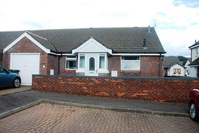 Thumbnail Semi-detached bungalow for sale in Frenchland Drive, Moffat