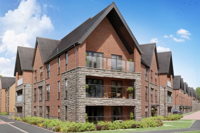 """1 bed flat for sale in """"Apart Type 6"""" at Sinatra Way, Frenchay, Bristol BS16"""