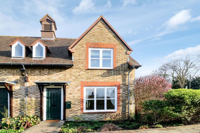 Thumbnail End terrace house for sale in Bluecoat Pond, Christs Hospital, Horsham