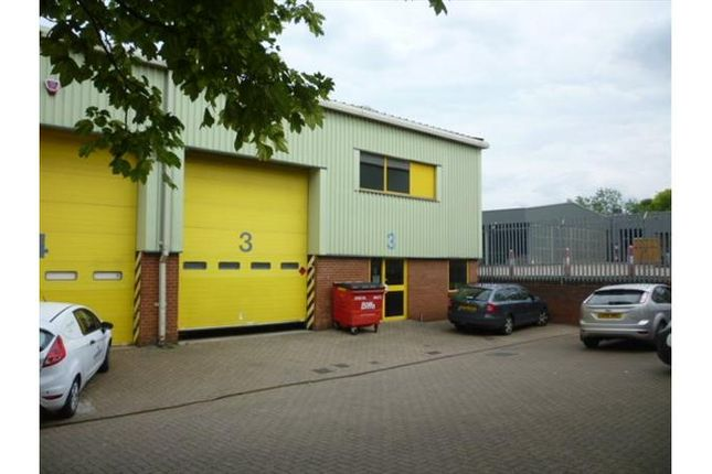 Thumbnail Industrial for sale in Works Road, Letchworth