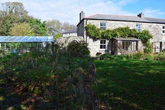 Thumbnail Semi-detached house for sale in Killivose, Camborne