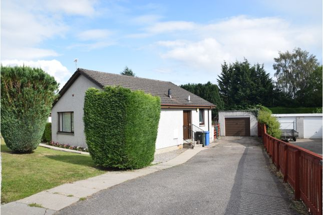 Thumbnail Detached bungalow for sale in Newton Park, Inverness