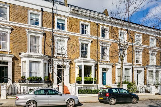 Thumbnail Maisonette for sale in Upper Addison Gardens, London