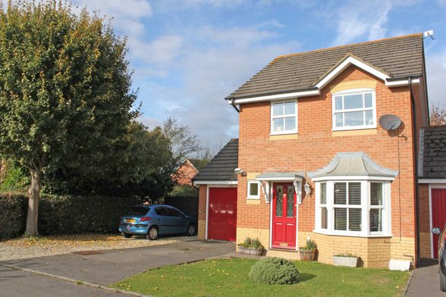 Thumbnail Detached house to rent in Jordan Close, Didcot