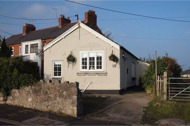 Thumbnail Detached bungalow for sale in Drury Lane, Buckley