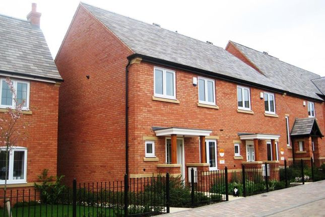Thumbnail Property to rent in Drummond Road, Cawston Grange, Rugby