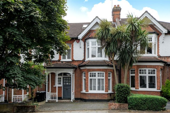 Thumbnail Semi-detached house for sale in Arlow Road, Winchmore Hill, London