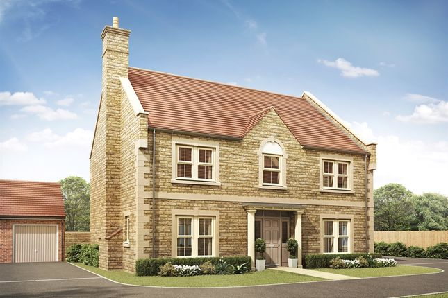 """Thumbnail Detached house for sale in """"The Portland """" at Malleson Road, Gotherington, Cheltenham"""