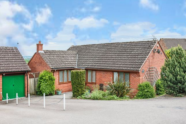 Thumbnail Detached bungalow for sale in Towbury Close, Oakenshaw, Redditch