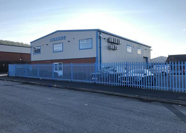 Thumbnail Light industrial for sale in Brunel Close, Harworth, Doncaster