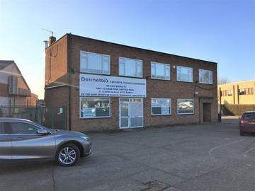 Thumbnail Industrial to let in Ashley Road, St. Albans