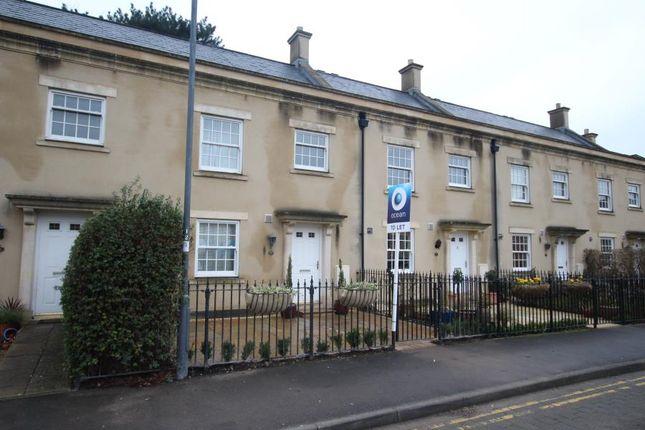 Thumbnail Town house to rent in Thomas Way, Stapleton, Bristol