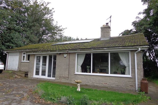 Thumbnail 2 bed detached bungalow to rent in Tideswell, Buxton