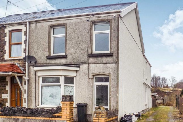 Thumbnail Property to rent in Herne Street, Briton Ferry, Neath