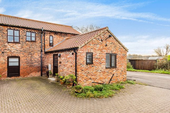 Thumbnail Barn conversion for sale in Pilmoor, York