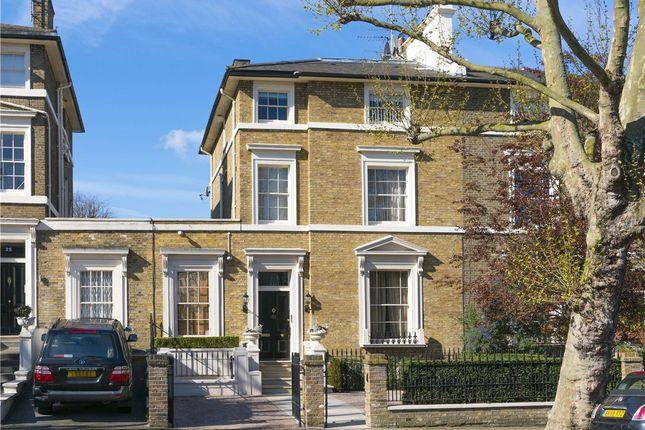 Thumbnail Property to rent in Warwick Avenue, Little Venice, London