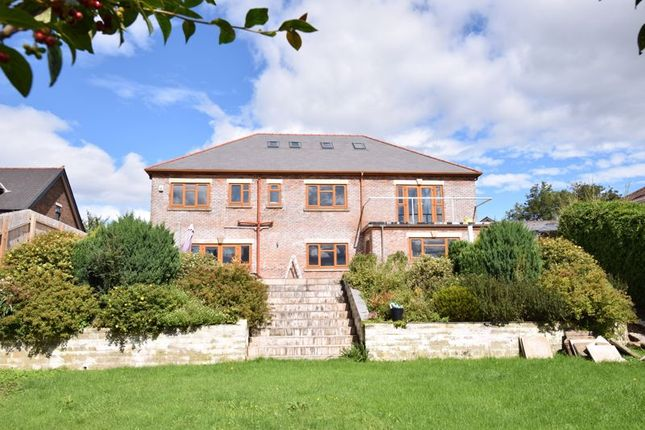 Thumbnail Detached house for sale in 2 The Willows, Heol-Y-Cyw, Bridgend