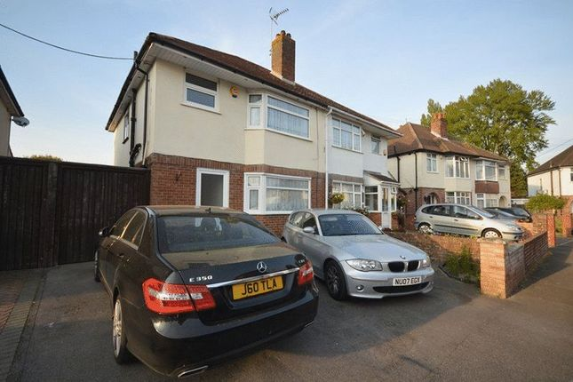 3 bed semi-detached house to rent in Parkside Avenue, Southampton