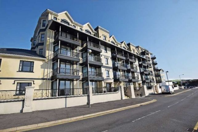 Thumbnail Flat for sale in Kensington Place, Imperial Terrace, Onchan