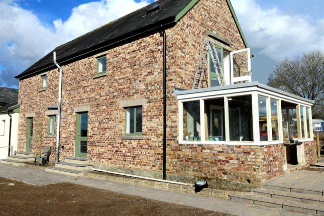 Thumbnail Semi-detached house for sale in Lower Teign Barn, Preston, Newton Abbot