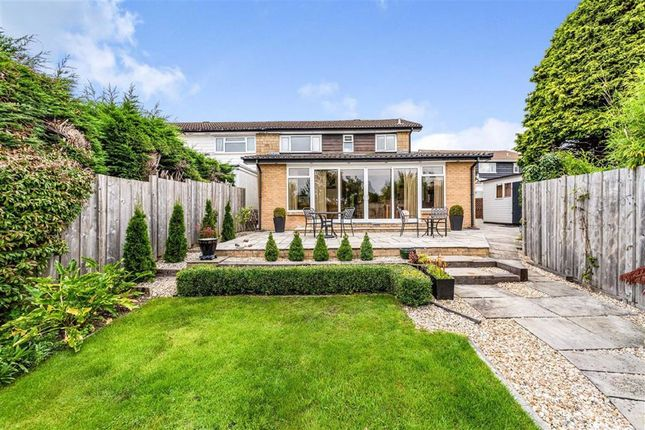 Thumbnail Semi-detached house for sale in Coed Mor, Derwen Fawr, Sketty