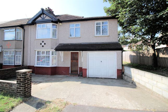 Thumbnail End terrace house for sale in Grasmere Road, Barnehurst, Kent