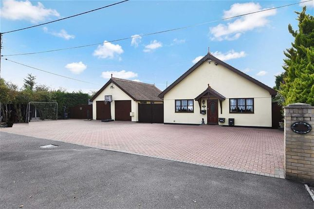 Thumbnail Detached house for sale in The Chase, Wickford, Essex