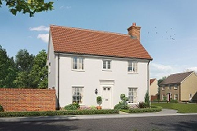 Thumbnail End terrace house for sale in Fordham Road, Soham, Ely