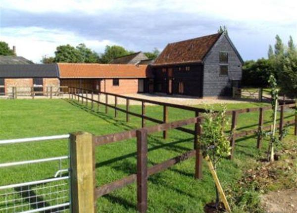 Thumbnail Barn conversion to rent in Pond Farm Barn, Baxters Green, Newmarket